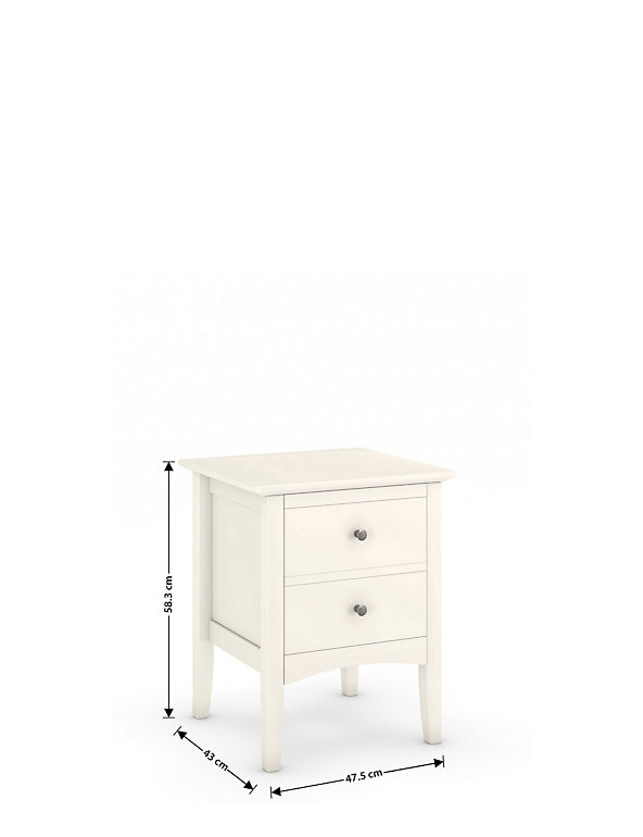 Hastings Bedside Table M S