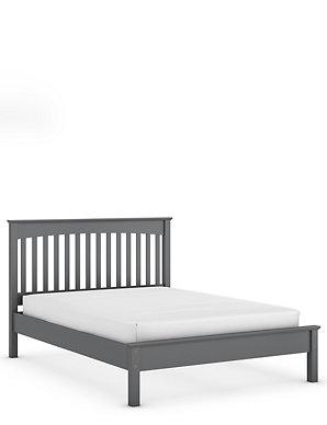 wholesale dealer 19136 56dc5 Hastings Dark Grey Bed Frame