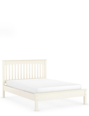 new products 75b29 9b044 Hastings Ivory Bed Frame
