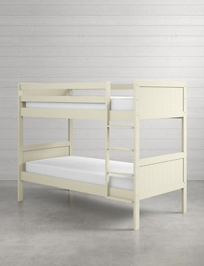 Fine Hastings Ivory Bunkbed Gmtry Best Dining Table And Chair Ideas Images Gmtryco