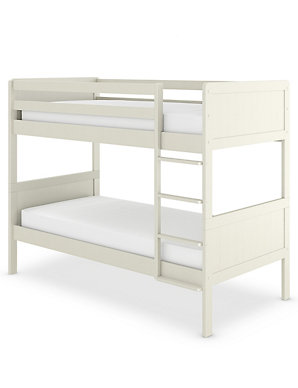 Enjoyable Hastings Ivory Bunkbed Gmtry Best Dining Table And Chair Ideas Images Gmtryco