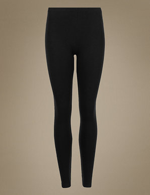 7da3ed842b0fe7 Heatgen Plus™ Brushed Thermal Leggings | M&S Collection | M&S