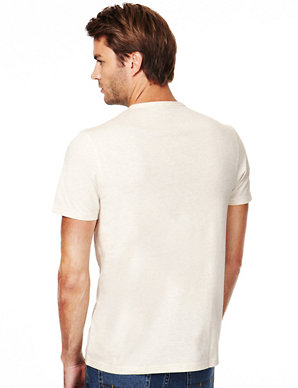 Marks /& Spencer Womens Silk Feel Luxury Soft New Short Sleeve M/&S T-Shirt Top