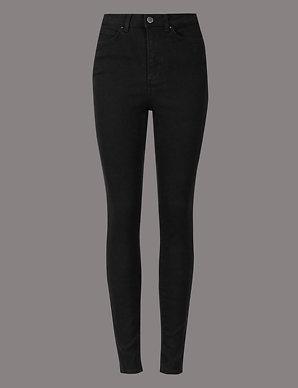 9f75cdb4bfb High Waist Skinny Leg Jeans