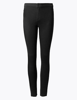 305419d3e31 High Waist Super Skinny Jeans | M&S Collection | M&S