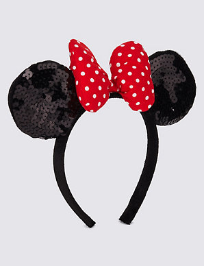 Quality Padded Minnie Mini Mouse Ears Hen Nights Womens Girls Mickey Party