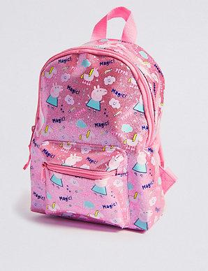 d4ad7c97261 Kids' Peppa Pig™ Backpack | M&S