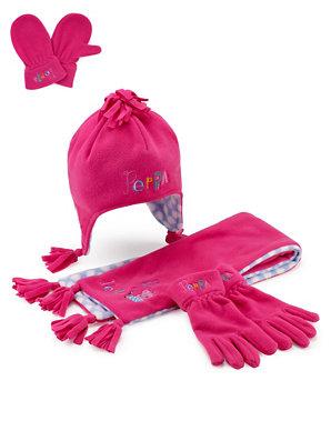 9eef7daa0df0c Kids  Peppa Pig™ Fleece Hat