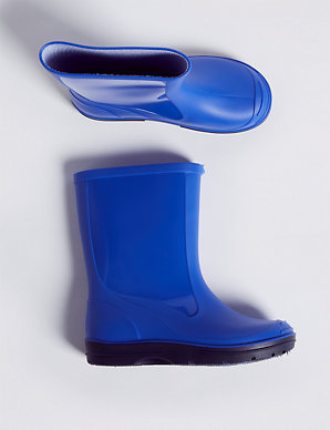 3c03e26d2 Kids' Wellies (5 Small - 12 Small) | M&S