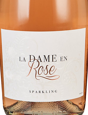 ad83c0922 La Dame en Rose Sparkling Rosé - Case of 6 | M&S