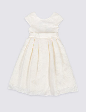 Lace Midi Dress (1-16 Years)