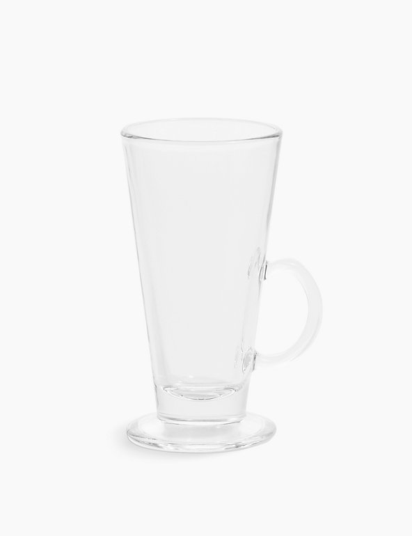 Latte Coffee Glass M S
