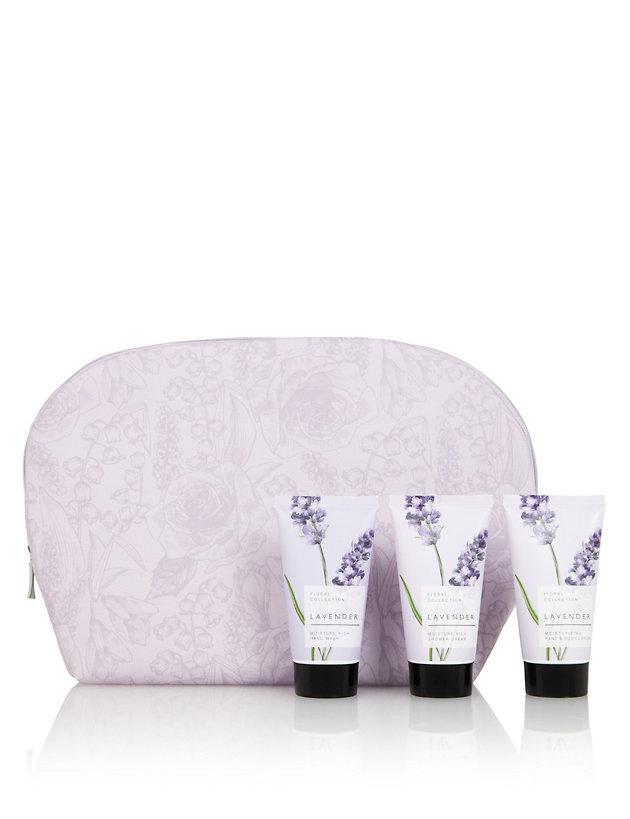 Lavender Travel Size Gift Bag