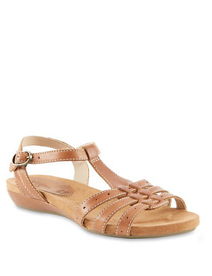 b91e42848723 Leather Gladiator Sandals