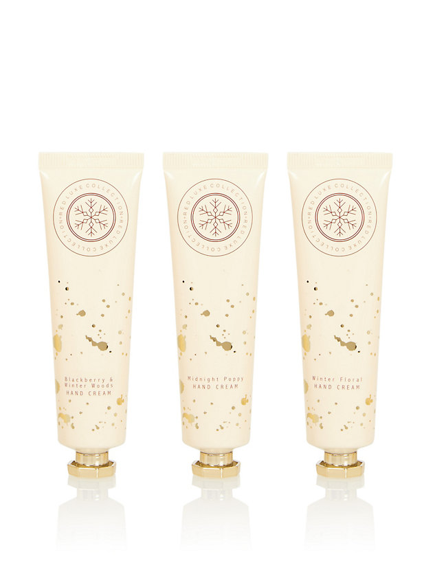 Luxury Hand Cream Set