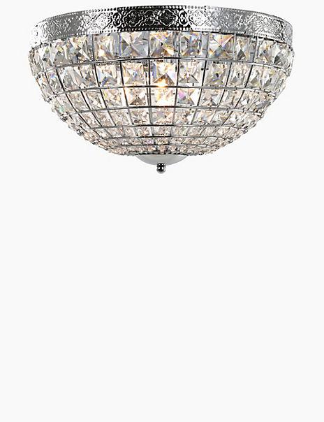Gem Ball Flush Dome