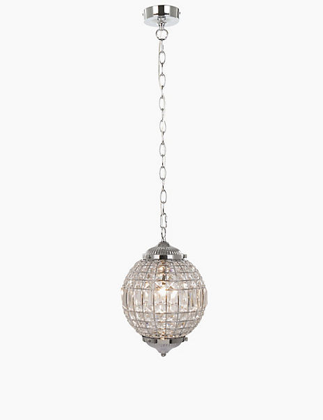 Gem Ball Small Ceiling Pendant