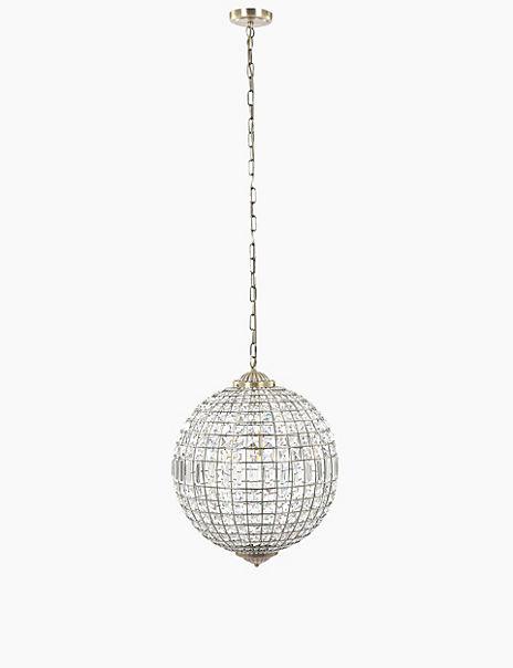 Gem Ball XL Ceiling Pendant