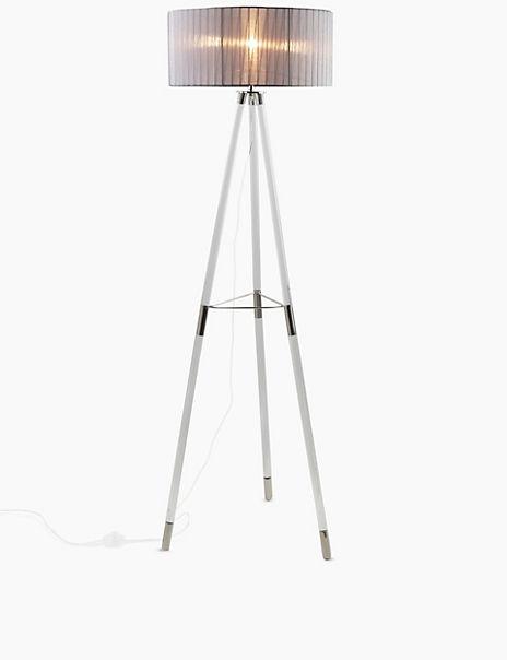Organza Acrylic Floor Lamp