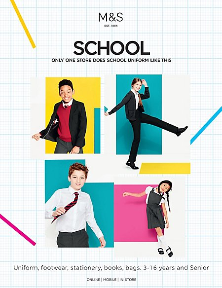 School Uniform Brochure