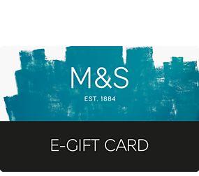 Colour Block E-Gift Card