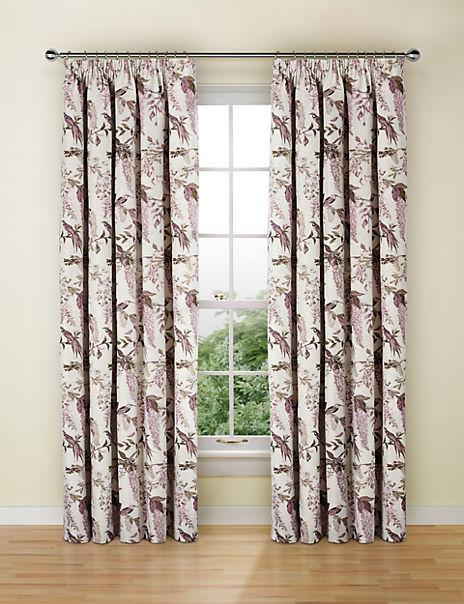Olivia Jaquard Curtains