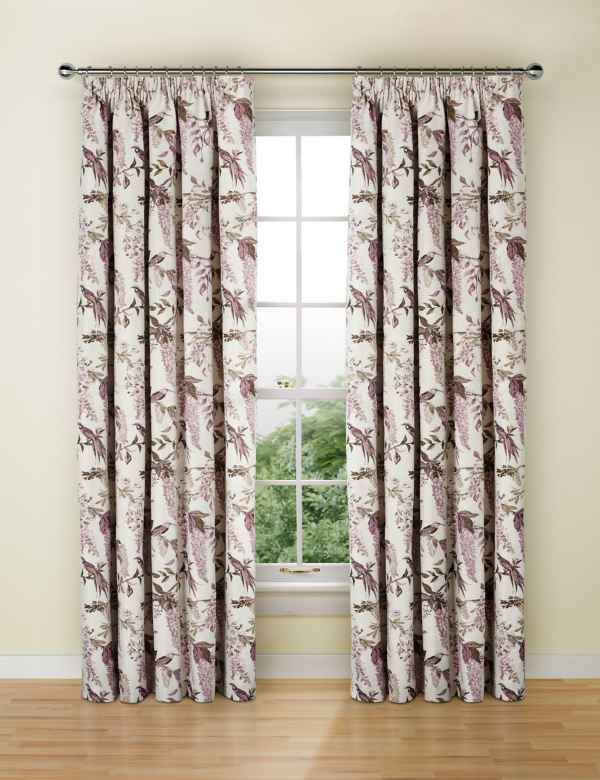 Curtains | Ready Made Net, Eyelet & Bedroom Curtains | M&S IE
