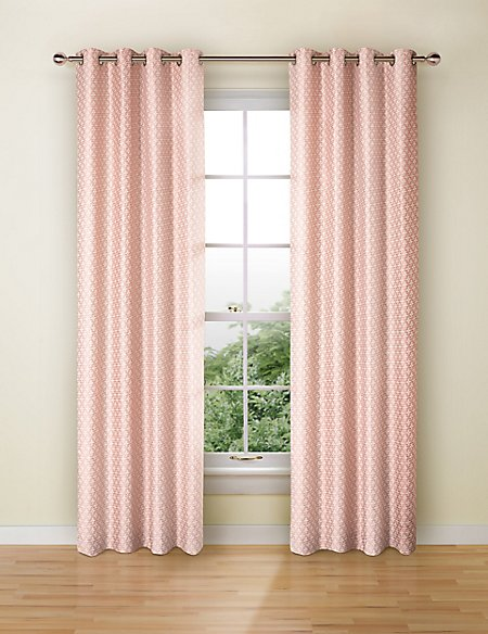 Isla Jacquard Curtains