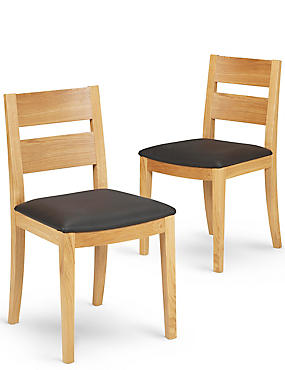 Set of 2 Stockholm Chairs