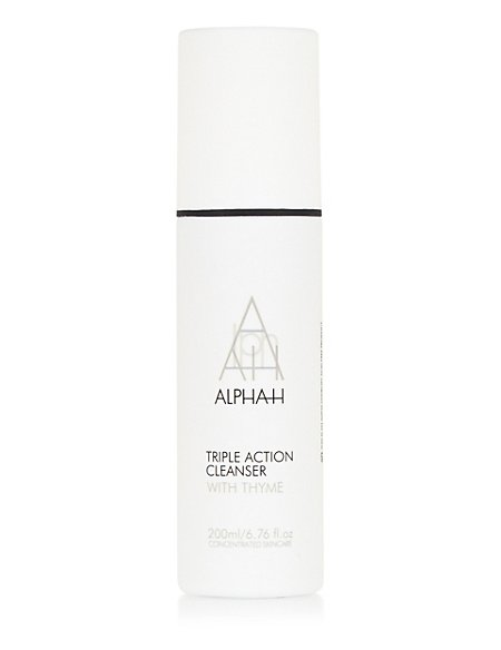 Triple Action Cleanser 200ml
