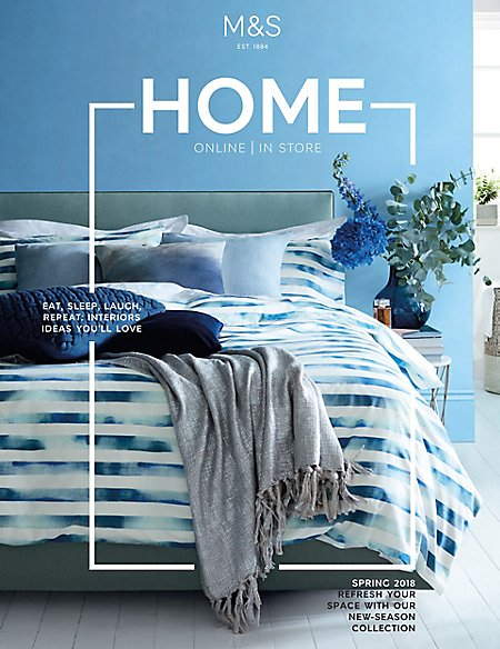 Spring 2018 Home Catalogue