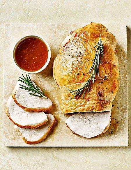 British Ready-to-Roast Turkey Breast Joint (Serves 4)