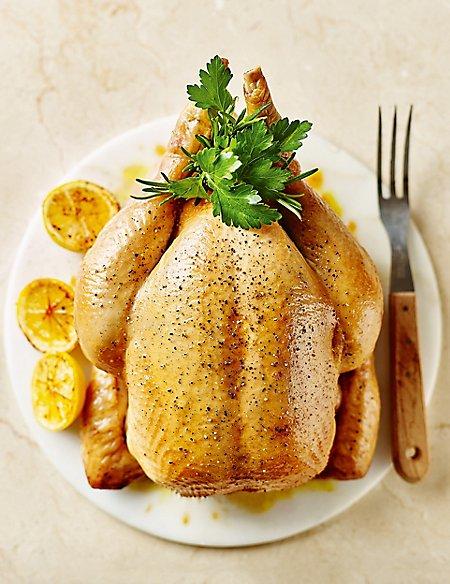 British Organic Chicken (Serves 4)