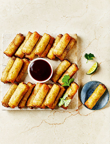 Duck Spring Rolls (24 Pieces)