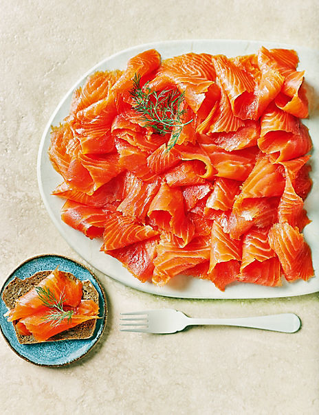 Arbroath Smoked Loch Etive Trout (Approx. 16 Slices)