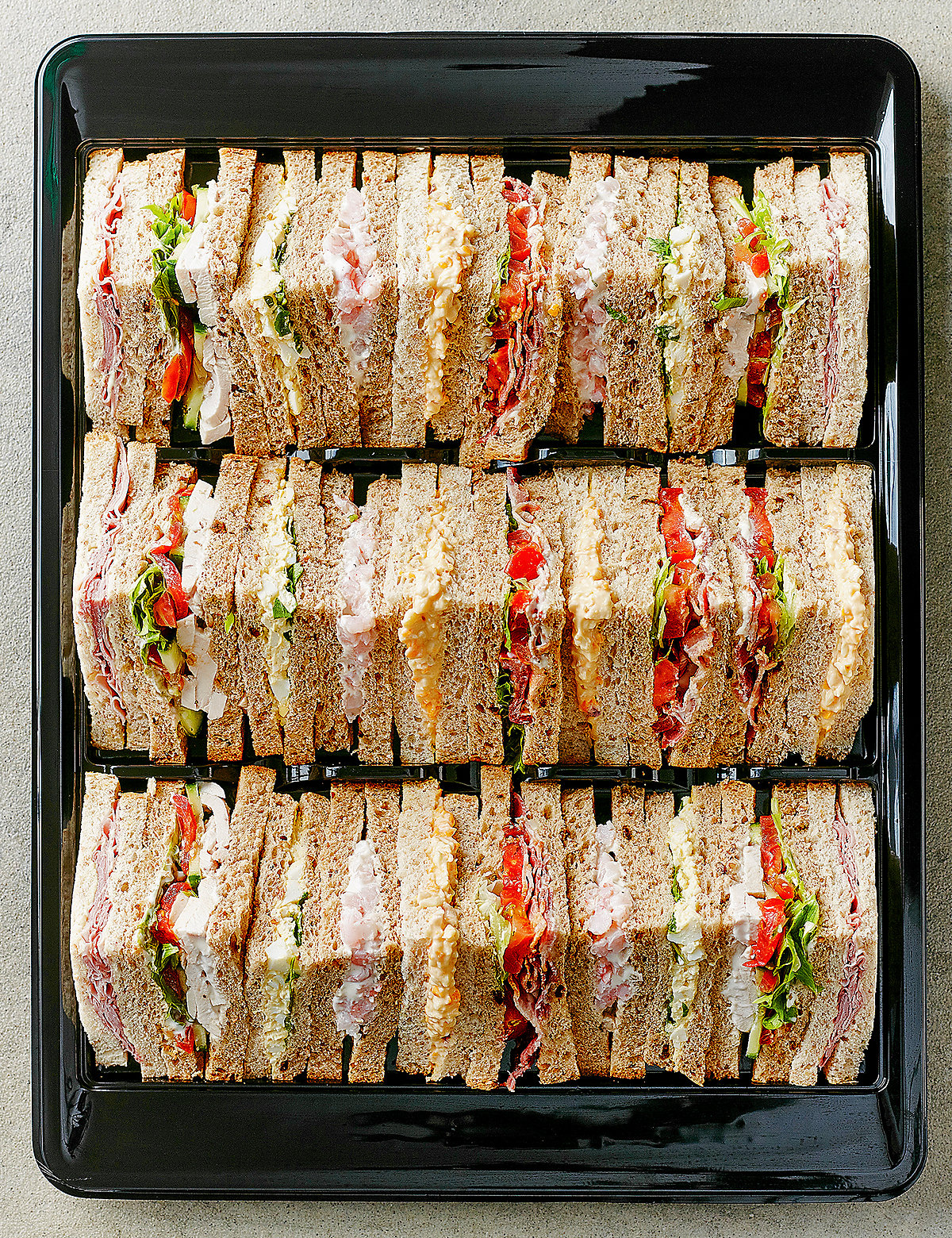 Classic Sandwich Selection (30 Pieces)  - £13.50