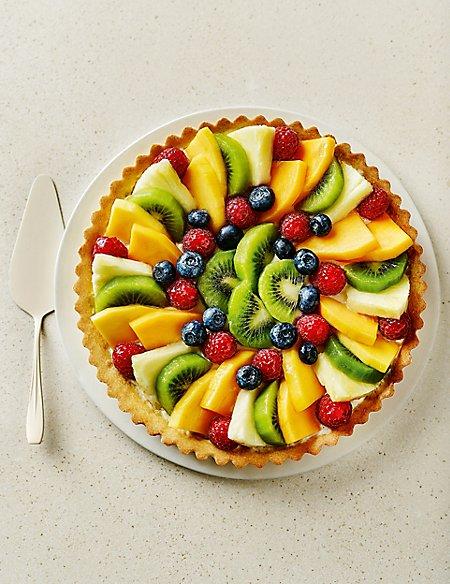 Fruit Tart (Serves 8)