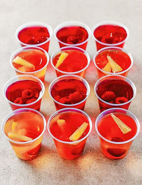 Mini Fruit Jellies (12 Pieces)