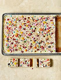 Vanilla Giant Tray Bake