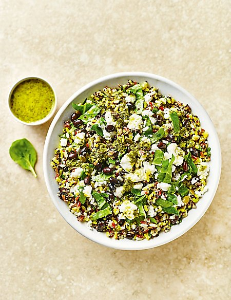 Chimichurri Rice & Feta Salad - Last collection date 22nd April (Serves 6-8)