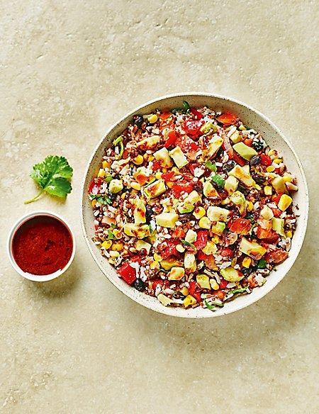 Mexican Rice, Quinoa & Avocado Salad - Last collection date 22ndApril (Serves 6-8)