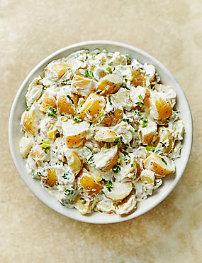 Baby Charlotte Potato Salad (Serves 6-8)