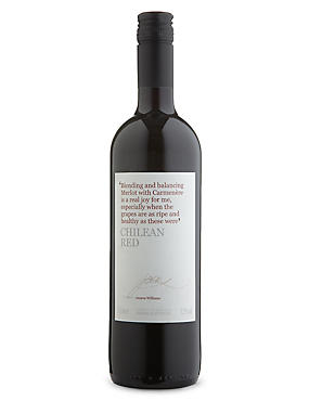 Chilean Merlot Carmenere - Case of 6