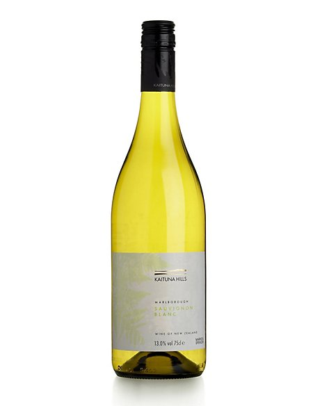 Kaituna Hills Marlborough Sauvignon Blanc - Case of 6