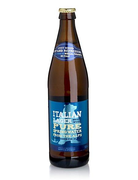 Italian Lager - Case of 20
