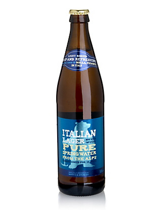 Italian Lager - Case of 20 Wine