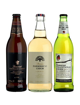 Classic Ciders - Case of 20 Wine