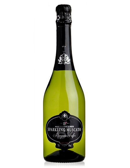 Alcohol Free Sparkling Muscat NV - Case of 6