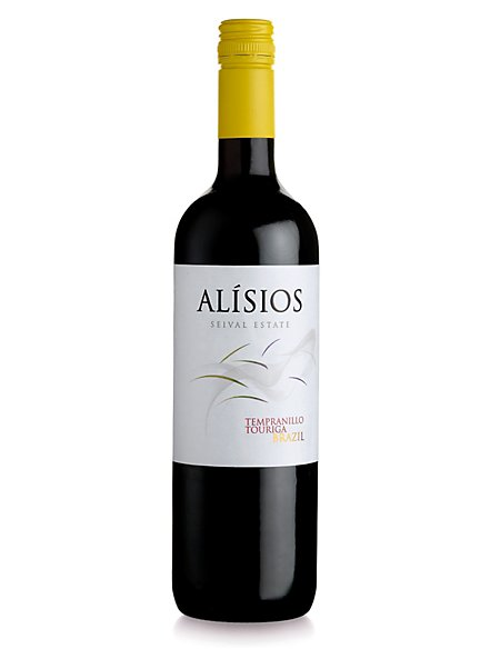 Alisios Tempranillo Touriga Nacional - Case of 6