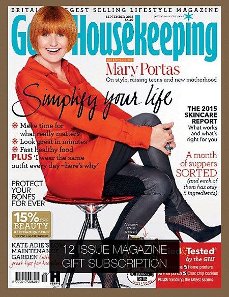 Good Housekeeping - Magazine Gift Subscription